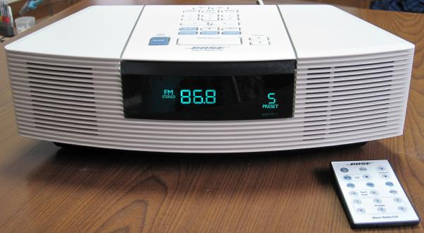 bose wave radio cd. Black Bedroom Furniture Sets. Home Design Ideas